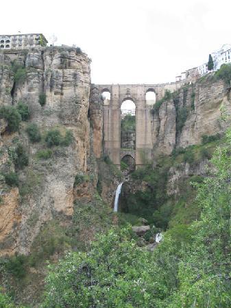 Molino del Santo: Le pont de Ronda