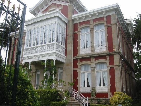 Hotel Villa la Argentina: View of the hotel