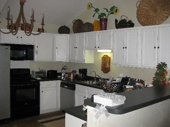 Paniolo Ranch Bed & Breakfast Spa: O'Hanna House Kitchen