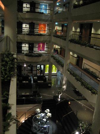 Mediterranean Beach Hotel: interior hotel