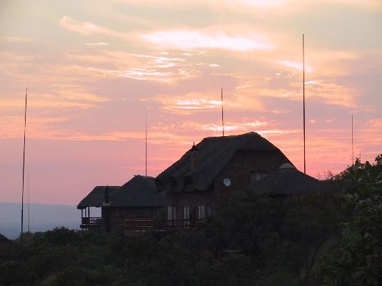 Bela Bela, Sydafrika: Sunset