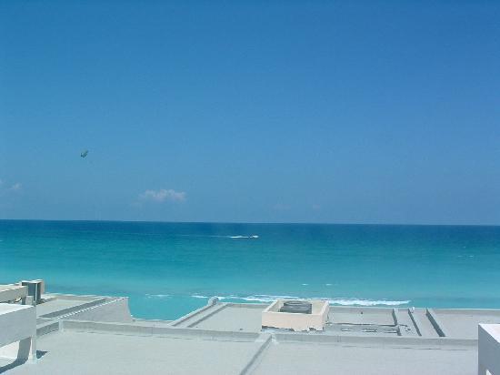Villas Marlin: View from Balcony