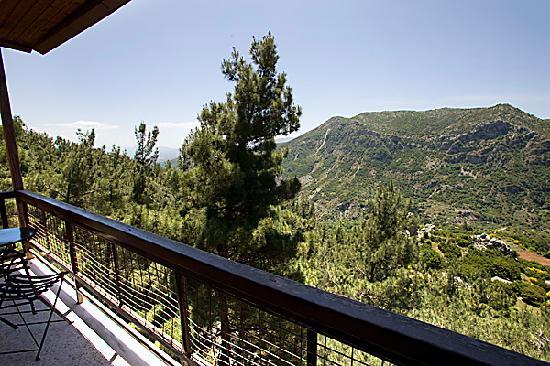 Dimitsana, Yunanistan: View