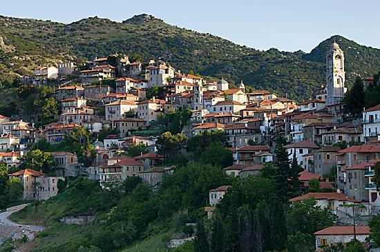 Hotel Dimitsana: Town of Dimitsana