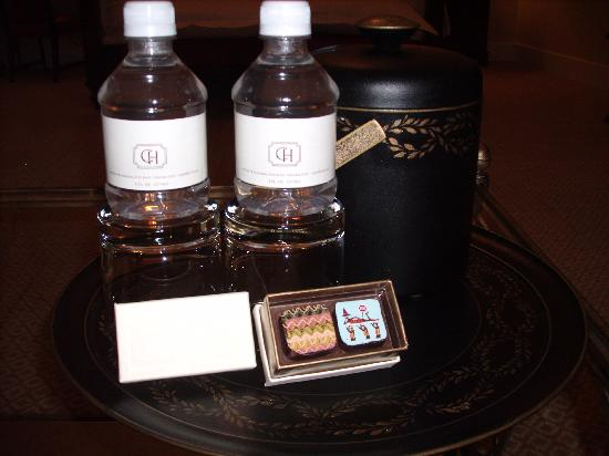The Capital Hotel: amenities