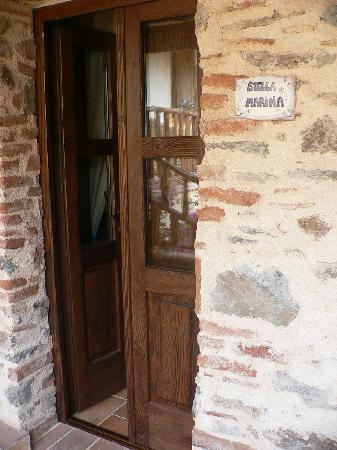 Anticos Palathos Hotel: Ingresso suite Stella Marina