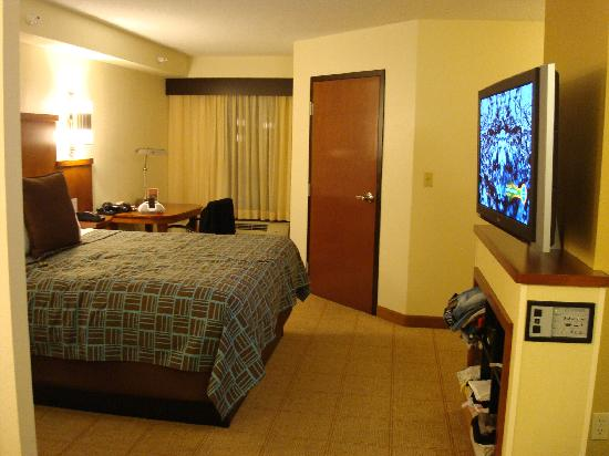 Big spacious room Picture of Hyatt Place Busch Gardens Tampa