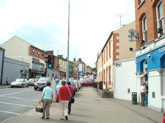 Arriving in Kells