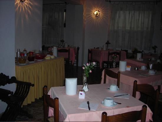 Hotel Bologna : Breakfast room.