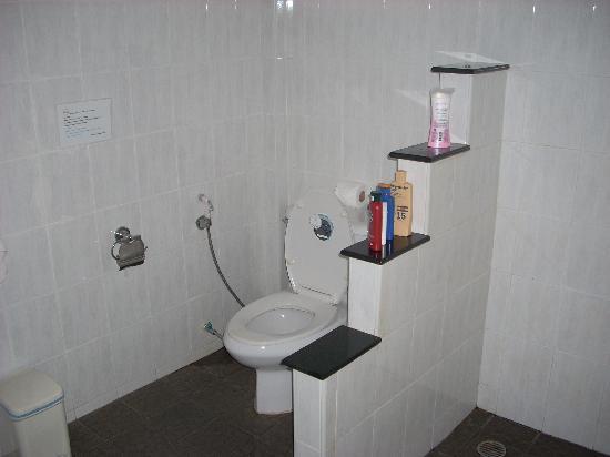 Planet Phuket : toalette