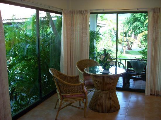 Planet Phuket : dining room