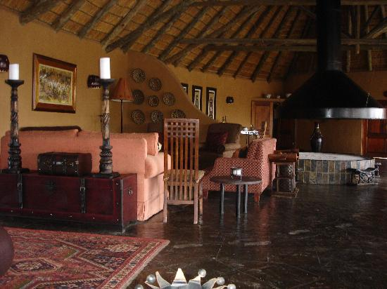 Royal Legend Safari Lodge & Spa: Main Lodge
