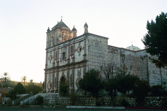 La Mision de San Ignacio