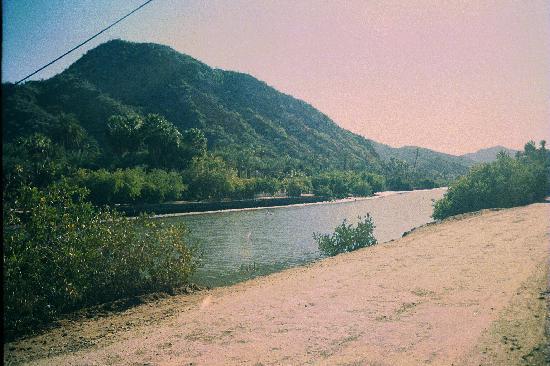 Mulege, Mexico: Río Mulegé.