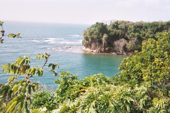 Fort San Lorenzo: Vista del mar, San Lorenzo.