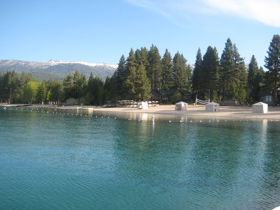 Hyatt Regency Lake Tahoe Resort, Spa and Casino: pier
