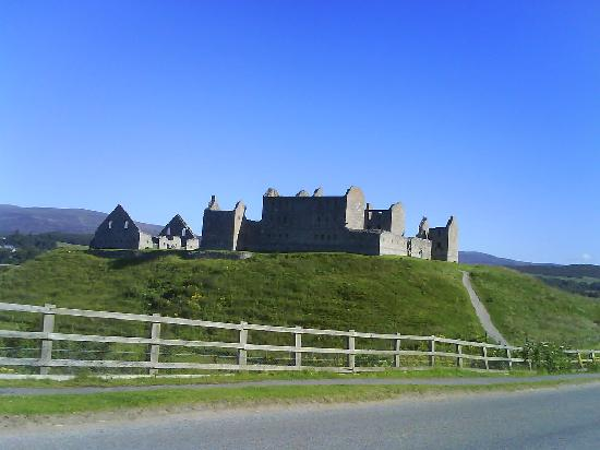 The Star Hotel: ruthven barracks kingussie