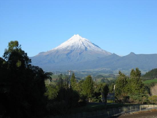 One Burgess Hill: Mt Taranaki