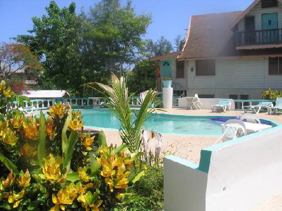 Xtabi Resort: Lovely Pool area