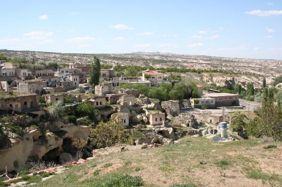 Aravan Evi Boutique Hotel: A view of Ayvali Village