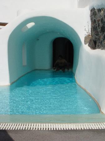 Perivolas: piscina privata