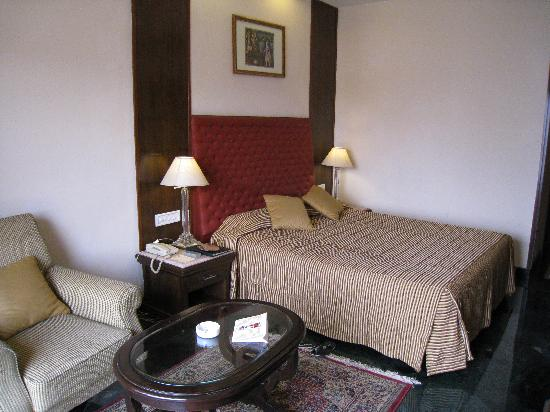 Mansingh Palace, Agra: the room itself