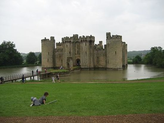 Camber, UK: Bodium Castle.