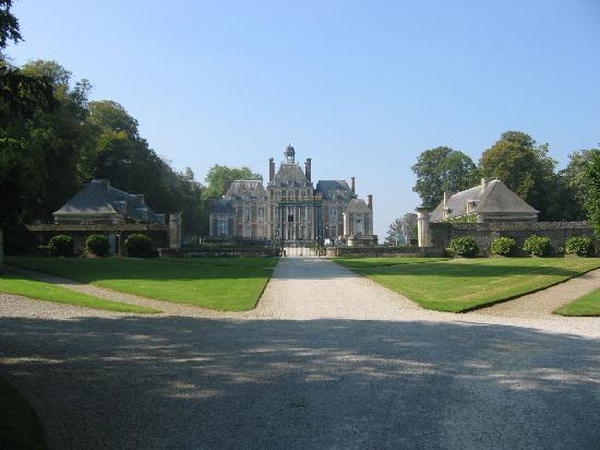 Chateau de Balleroy: Owned by family of Malcolm Forbes