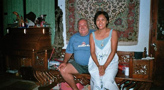 Hua Hin Kings Home: John and Alruni