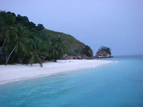 Rawa Island Resort: The lovely beach