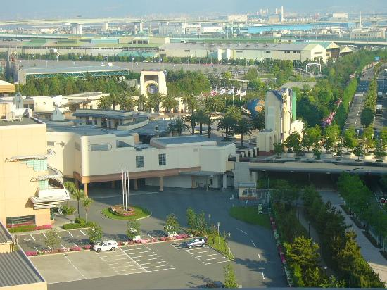 Hotel Universal Port : view from hotel