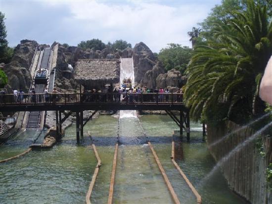 Salou, Espagne : Tucan Splash