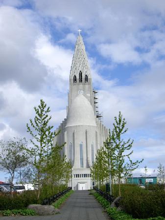 Guesthouse Galtafell: Hallgrímskirkja church