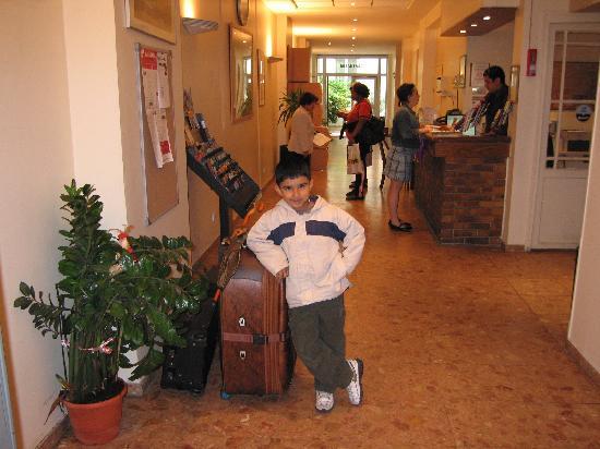 Hotel Mirific Opera : The Reception