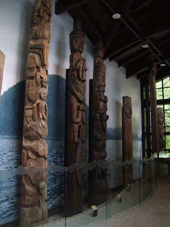 ‪Sitka National Historic Park/Totem Park‬