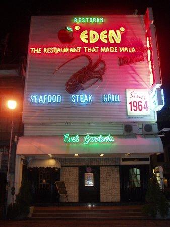 Eden Restaurant at Hutton Lane