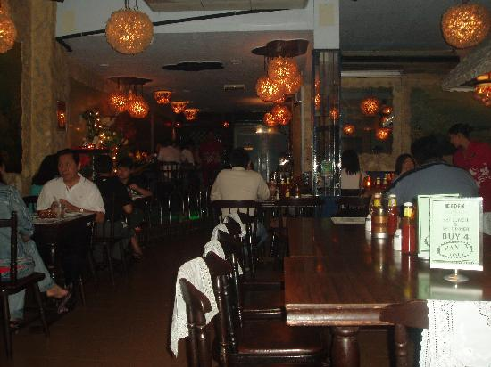 Eden Restaurant Penang Menu