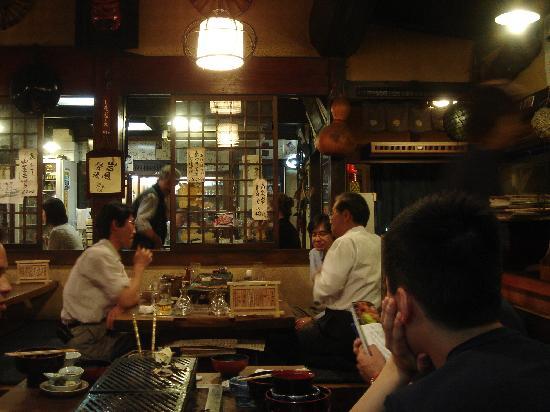โฮเต็ลแอซโซเซีย ทาคายาม่า รีสอร์ท: wonderful kyoya restaurant in town
