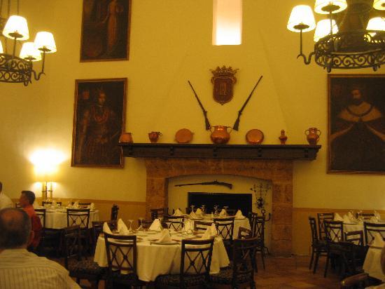 Hotel Monasterio de Piedra & Spa: Restaurante Reyes de Aragon