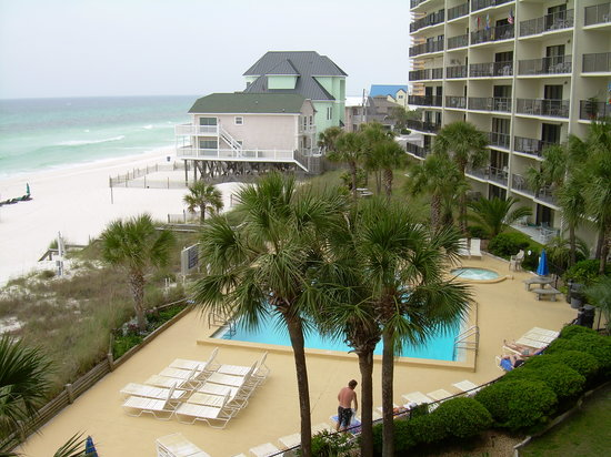 Panama City Beach Hotels St Thomas Drive
