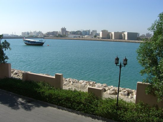 Novotel Bahrain Al Dana Resort: Bar view
