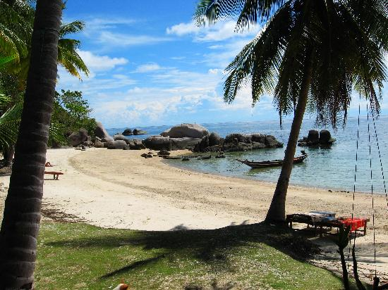 Sai Thong Resort & Spa: The beach at Sai Thong Resort - Koh Tao - Thailand