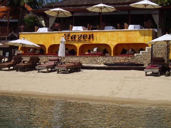 Zazen Boutique Resort & Spa: Zazen Beach Front