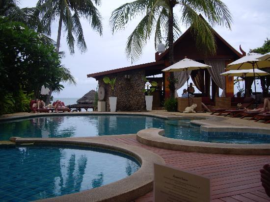 Zazen Boutique Resort & Spa: Zazen pool area
