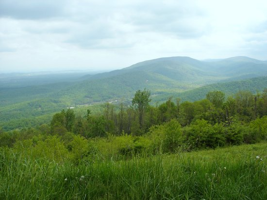 Shenandoah National Park, VA: More Skyline Drive