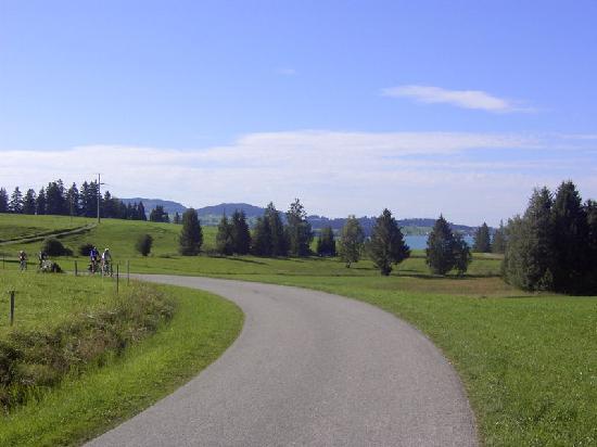 Бавария, Германия: Perfektes Radwegenetz