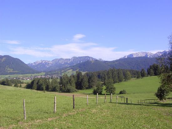 بافاريا, ألمانيا: Schwangauer Panorama