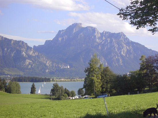 بافاريا, ألمانيا: Das Schloss darf nicht fehlen