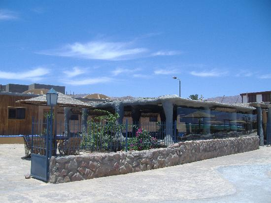 Eldorado Lodge & Restaurant: entrata e vista del ristorante