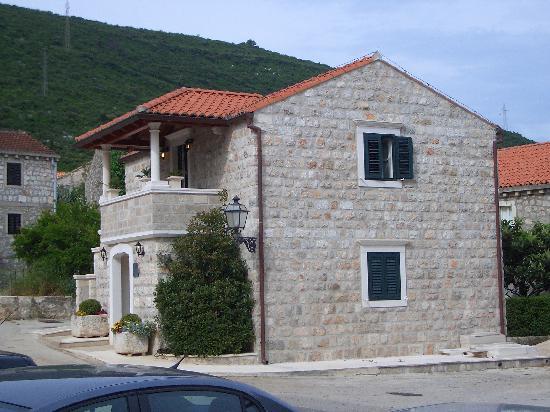 Mali Ston, Croacia: Nebengebäude